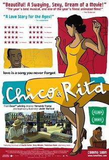 """Our blog entry all about """"Chico & Rita"""" screening at the Crossroads International Film Festival in Corvallis, Oregon during February 2014."""