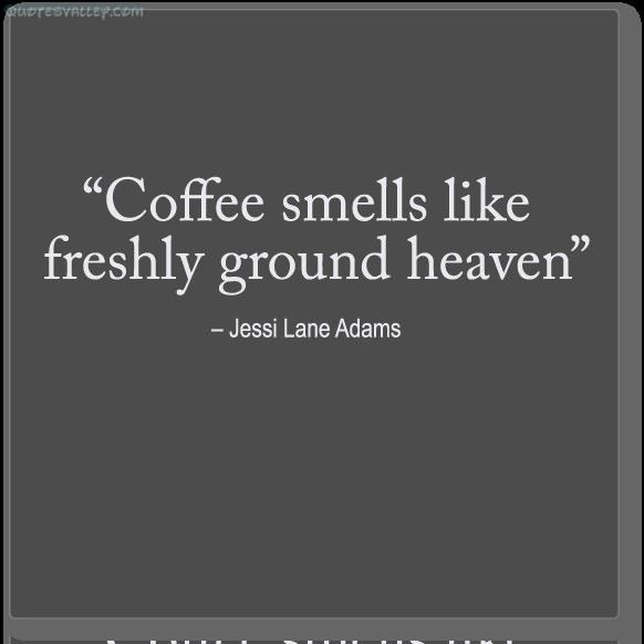 The truth about coffee.....