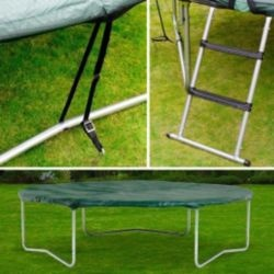 Check out Plum 8ft Trampoline Accessory Kit from Tesco direct