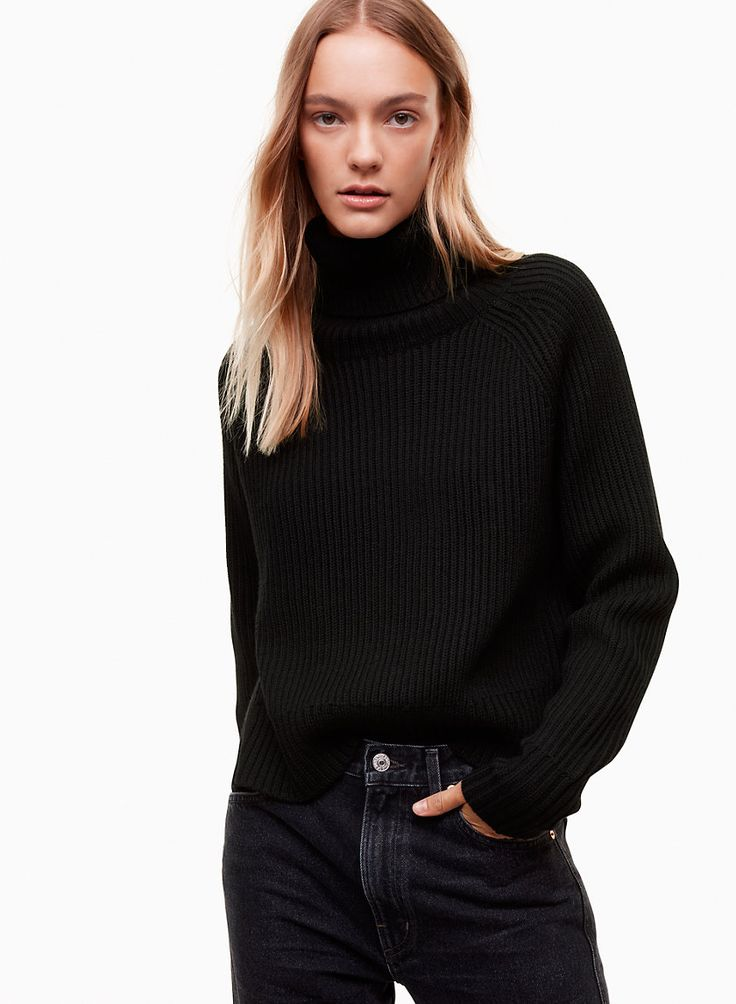 Wilfred Free TILBERG SWEATER | Aritzia