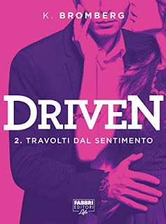 BlogTour: RECENSIONE  Driven #2: Travolti dal sentimento di K. Bromberg http://libricheamore.blogspot.it/2016/10/blogtour-recensione-driven-2-travolti.html