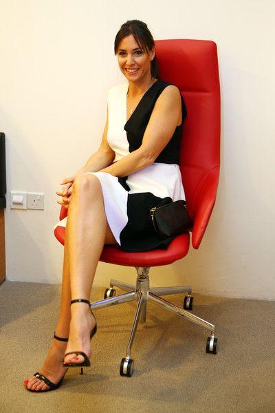Flavia Pennetta Photos - BNP Paribas WTA Finals: Singapore 2015 - Previews - Zimbio