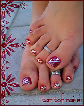 toenail painting pictures   Pictures Of Toes Nail Art   Nail Toe Beauty Care