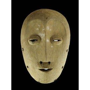 Купить настенную африканскую маску Lega из Конго