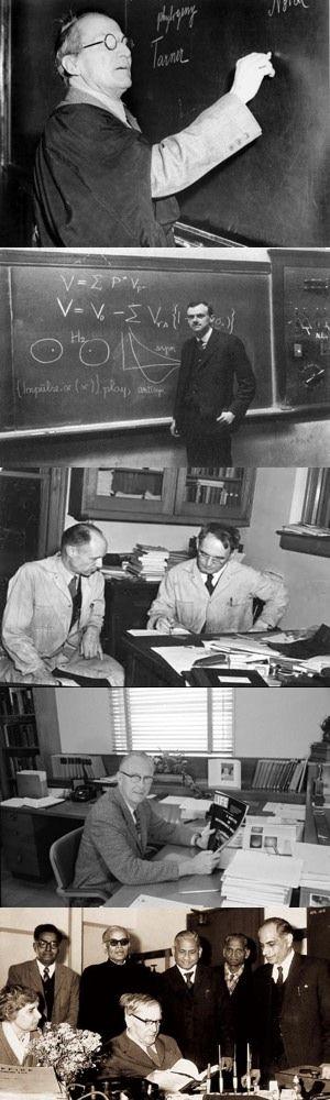 Schrödinger, Dirac, Bridgman, Álvarez, Kapica: cinque vite interessanti di Nobel per la fisica