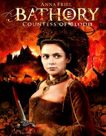 Bathory  2008 NR 138 minutes    While her husband is off battling the Turks, 16th-century countess Erzsébet Bathory fights to protect her family and her land, woos the Italian artist Caravaggio and endures vicious rumors that she bathes in the blood of virgins.