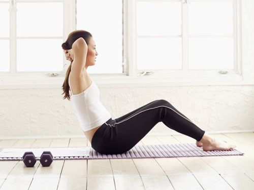 30-minute Workout - Heart-Smart Fitness Routine - Woman's Day