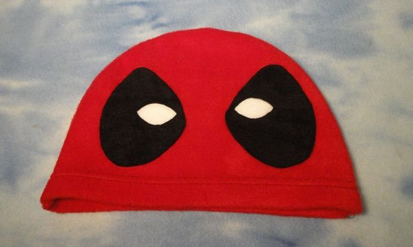 Deadpool Beanie on the redditgifts Marketplace #redditgifts