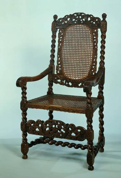 17 best images about style 17th century baroque england and america on pinterest armchairs - Stoel dineren baroque ...