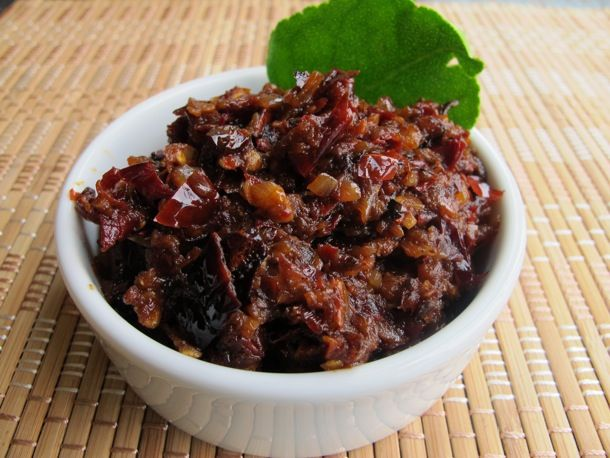 Sambal Belacan Tumis (great for stir fries)