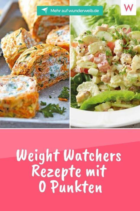 Neue Weight Watchers Rezepte mit 0, 2 und 4 SmartPoints | Wunderweib