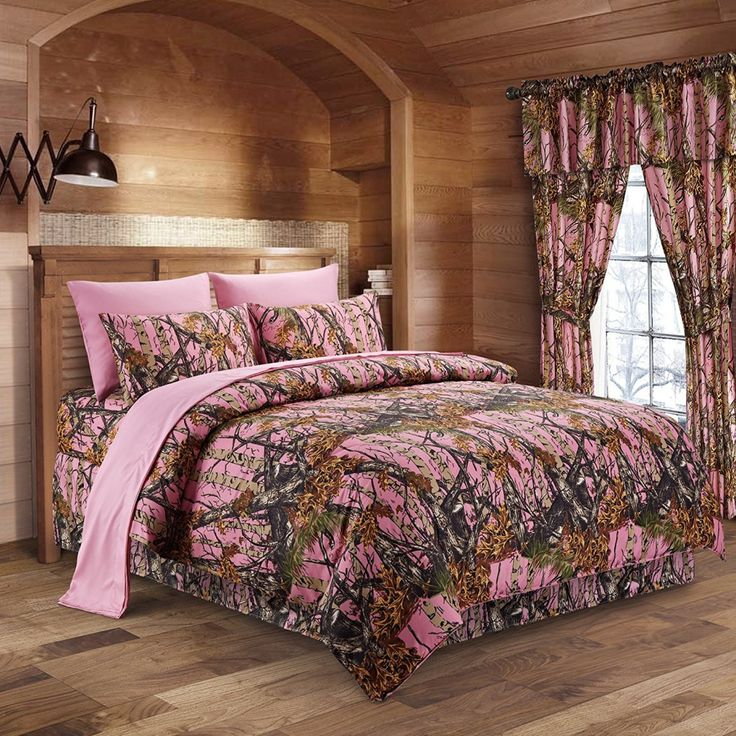 Captivating Pink Camo Bedroom   Ideas For A Small Bedroom Check More At Http://