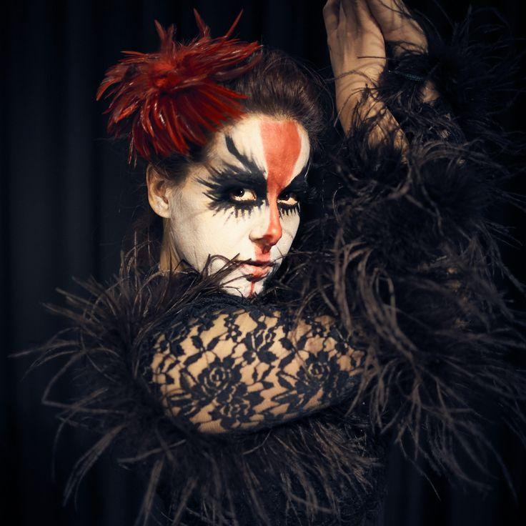 #MichelAtreides #fallingintoadream #spata #vanessachristodoulou #banquo #farisfoulandfoulisfair #macbeth #shakespeare #theatre #witches #animalmakeup #posing #femalemodeling #portrait #closeup