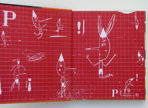 Sara Fanelli, часть 2. Pinocchio и другие. / Иллюстрация / НАШ - Опыт поиска настоящего: визуальное искусство, литература, музыка, кинематограф, общество.