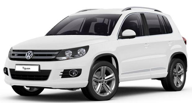 Volkswagen Tiguan R-Line Australia