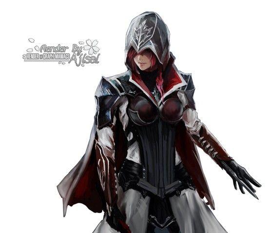 Fan Art Inspiration Assassins Creed