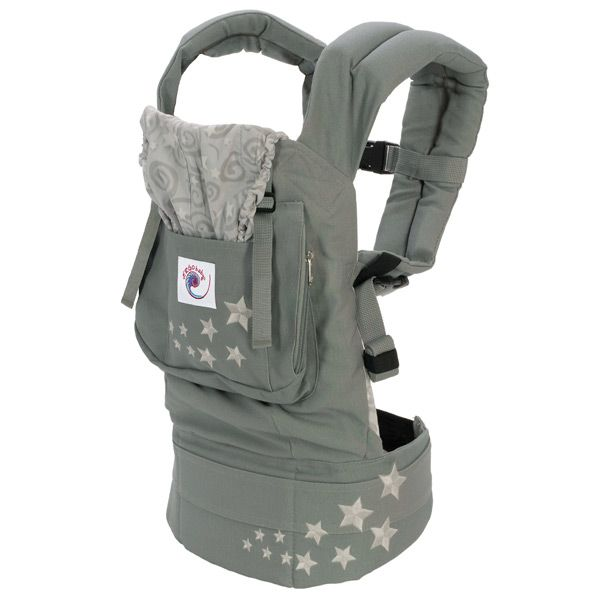 ERGObaby | Original Baby Carrier - Galaxy Grey.  This was/is a must have for me, as well!