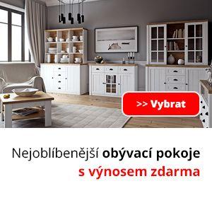 Vybrané obývací pokoje s výnosem do patra zdarma (Banner)