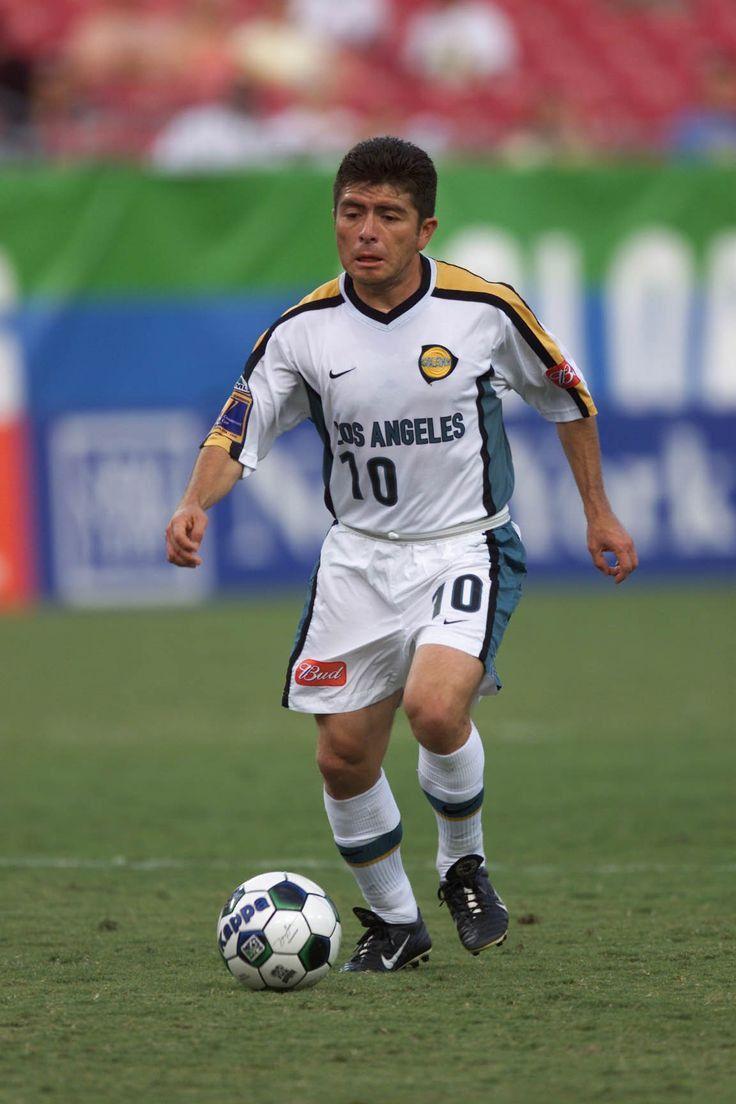 Mauricio Cienfuegos Con El L A Galaxy Soccer Kits Football Players Football