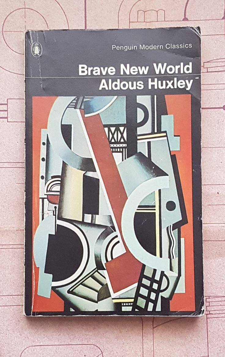 23 best books and penquin books orange images on pinterest cover brave new world aldous huxley bookmail with a difference treat yourself or a loved fandeluxe Images
