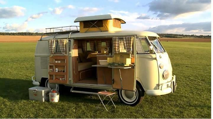 VW Solar-Powered Eco Camper