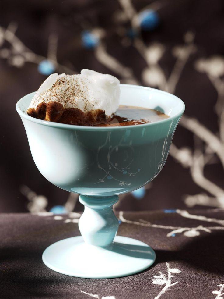 Recette Îles flottantes au chocolat - Cuisine / Madame Figaro