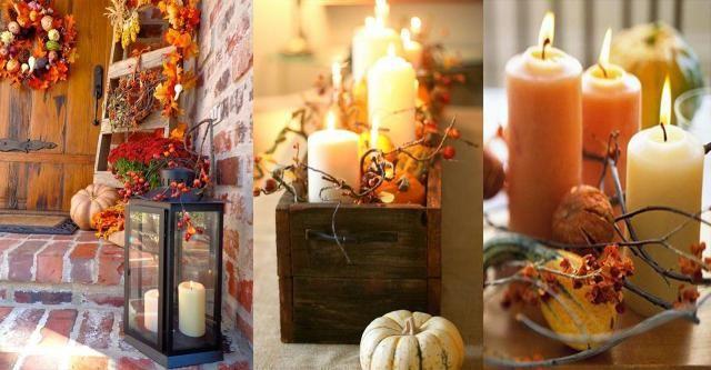 14 jesiennych dekoracji domu, którymi będziesz zachwycona