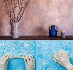 Coole Wand Streichen Ideen Und Techniken Mit Lappen