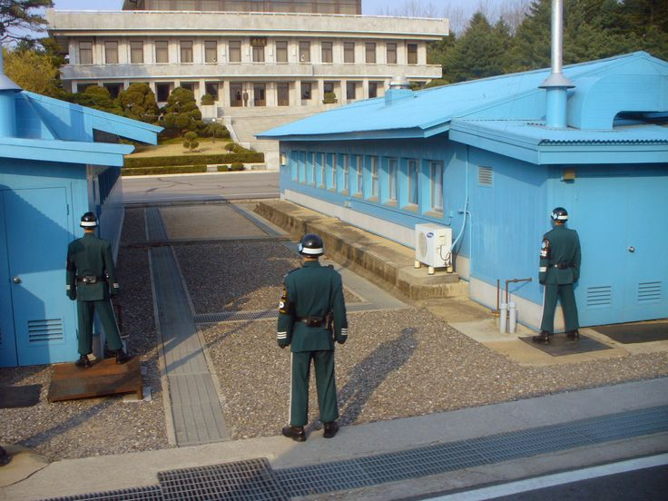 North Korean Soldier Shot While Defecting to South Korea
