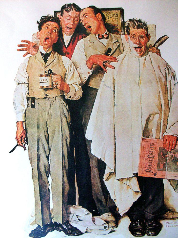 Barber Shop Norman Ok : 1000+ images about At the Barbershop - Barbershop Quartets on ...