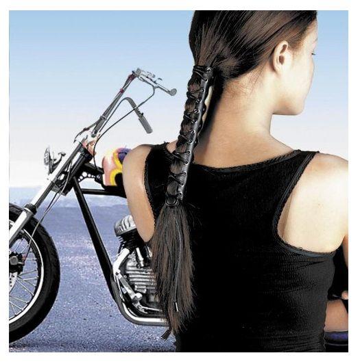 Best Hairstyles for Biker Women | Viral Motos