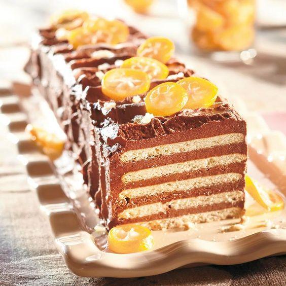 Rex-kakku / Cracker cake