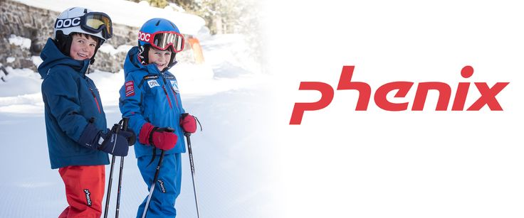 Wintersport Online Shop Home page