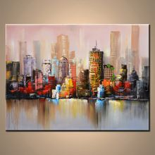 Modern Home decoration decorative canvas art oil painting on canvas