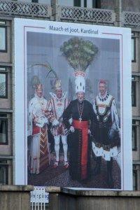 In Köln sind Religion und Karneval eng verbunden