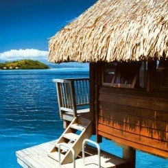 Is staying in an overwater bungalow on your list of dream vacations?