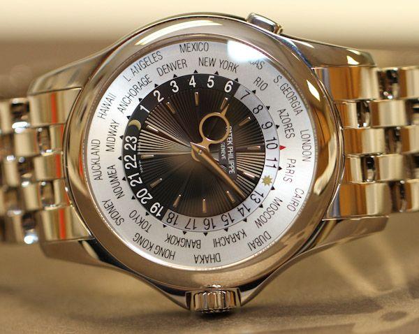 Patek Philippe 5130G (5130/1G) Watch On Bracelet Hands On   patek philippe $72K