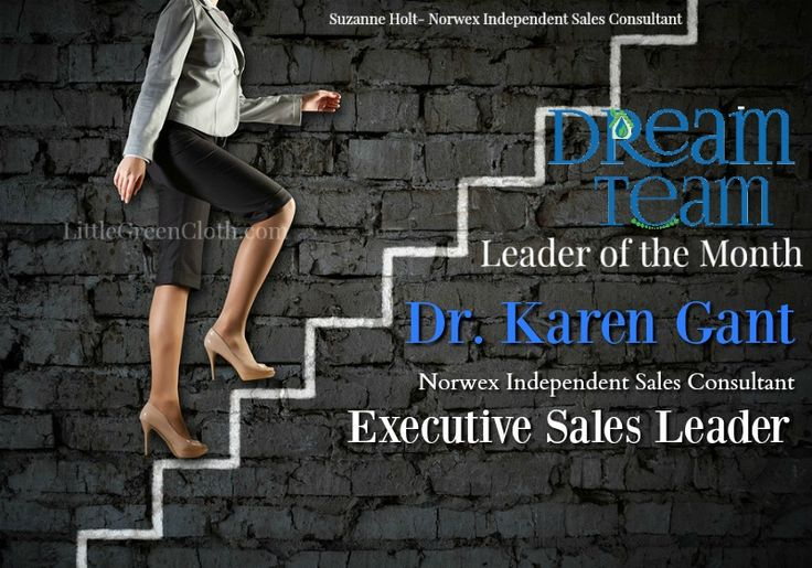 Dream Team Leader of the Month: Karen Gant