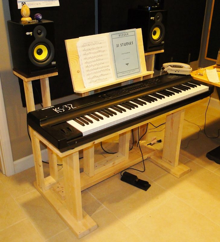 7 best keyboard stand images on pinterest keyboard piano and piano room. Black Bedroom Furniture Sets. Home Design Ideas
