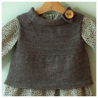 gorgeous, made from free pattern by J.Casa.