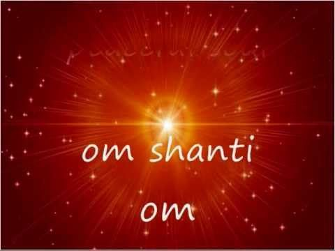 om shanti om - i am a peaceful soul - full song, HD with lyrics