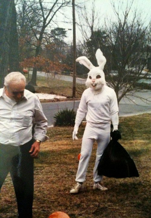 Best Bad Easter Photos Images On Pinterest Poor Kids Bad - 26 creepy easter bunnies