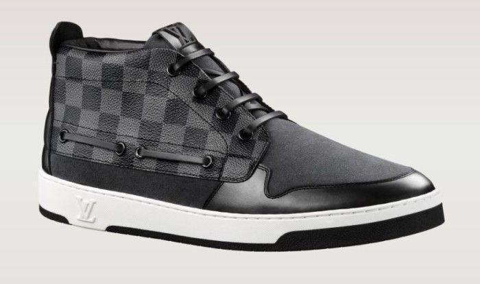 7a5cbe4f0cf8 Louis Vuitton - 2014 SS Mens Shoes - Propeller Sneaker Boot 2 ...
