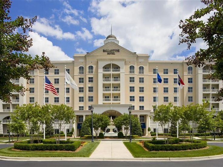 Charlotte (NC) The Ballantyne a Luxury Collection Hotel Charlotte United States, North America Located in Pineville Area, The Ballantyne a Luxury Collection Hotel Charlotte is a perfect starting point from which to explore Charlotte (NC). Both business travelers and tourists can enjoy the hotel's facilities and services. Free Wi-Fi in all rooms, 24-hour security, daily housekeeping, gift/souvenir shop, photocopying are just some of the facilities on offer. Some of the well-app...
