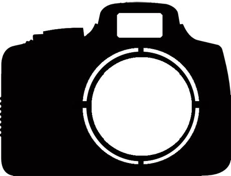 Free camera shape -- by Cameo Crafter #SihouetteCameo