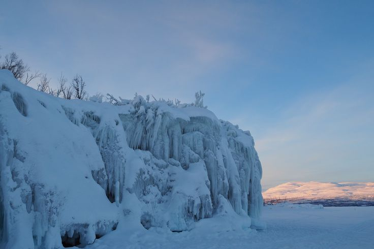 Sweden Ice Sculpture - natural!. #travelforayear #justgottaride #travelplanner #travel #worldtrip #travelbudget #sweden