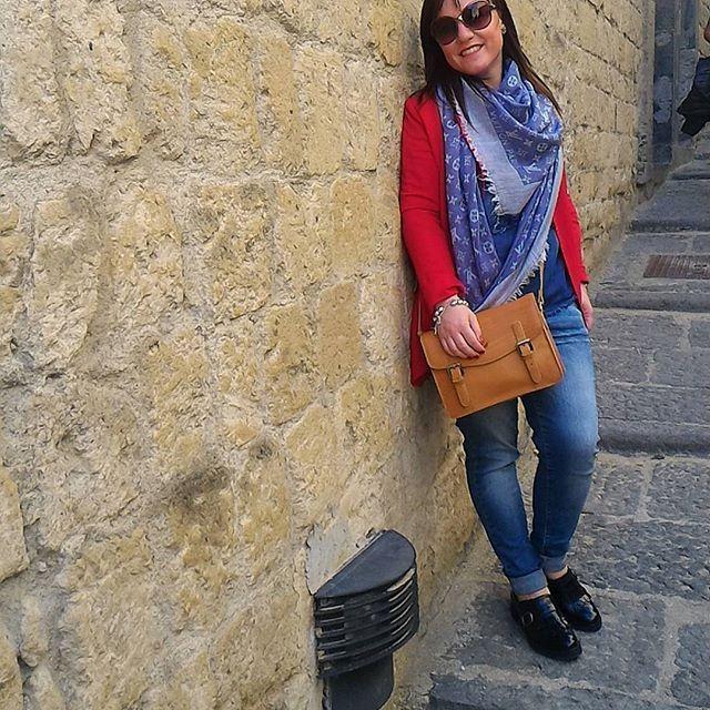 Uno scatto dal mio viaggio a Napoli citt stupenda chehellip