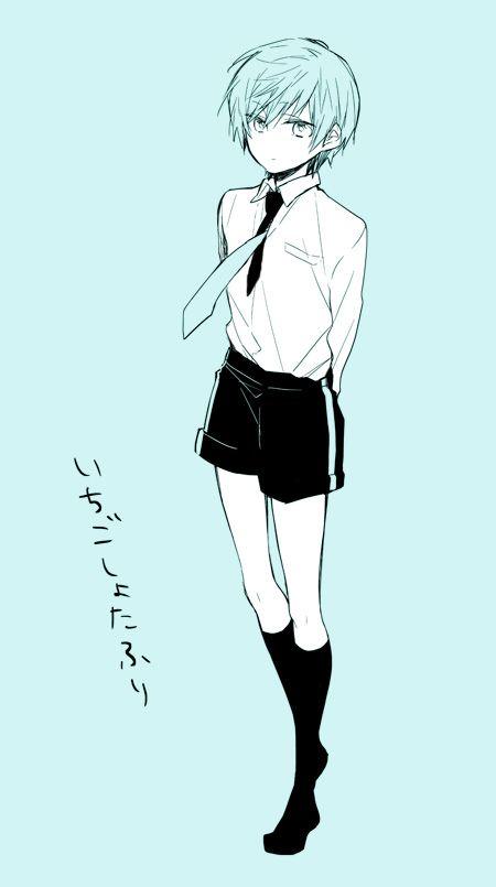 Ichigo Hitofuri | Touken Ranbu © のえる