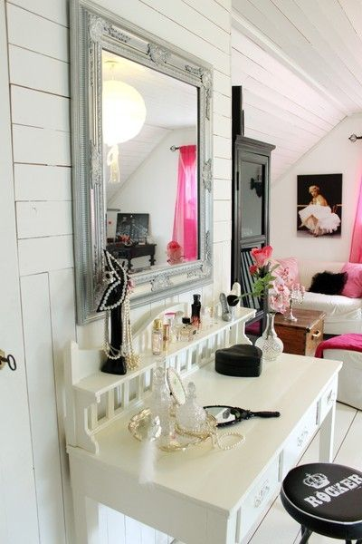 Makeup Organization | Dressing Table | Decoration | Vanity Table | Romm |  Bedroom | Home