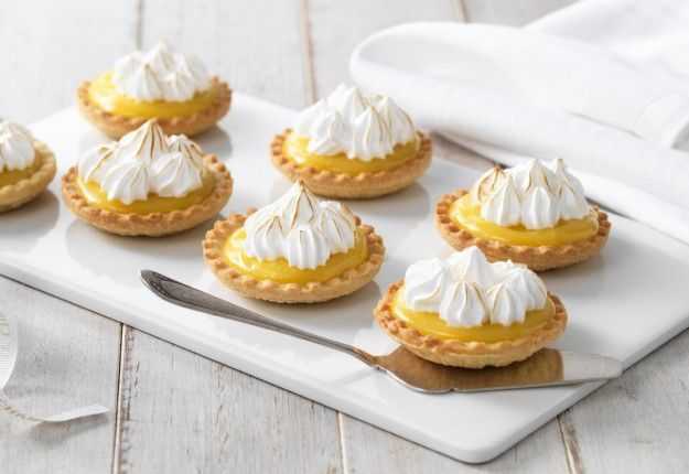 Lemon Meringue Tartlets - Real Recipes from Mums